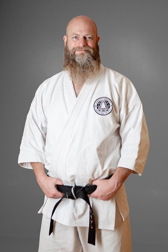 Sensei Brian Madsen