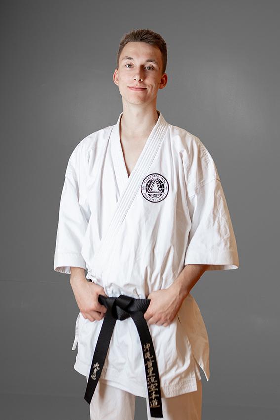Sensei Jonas Olsen
