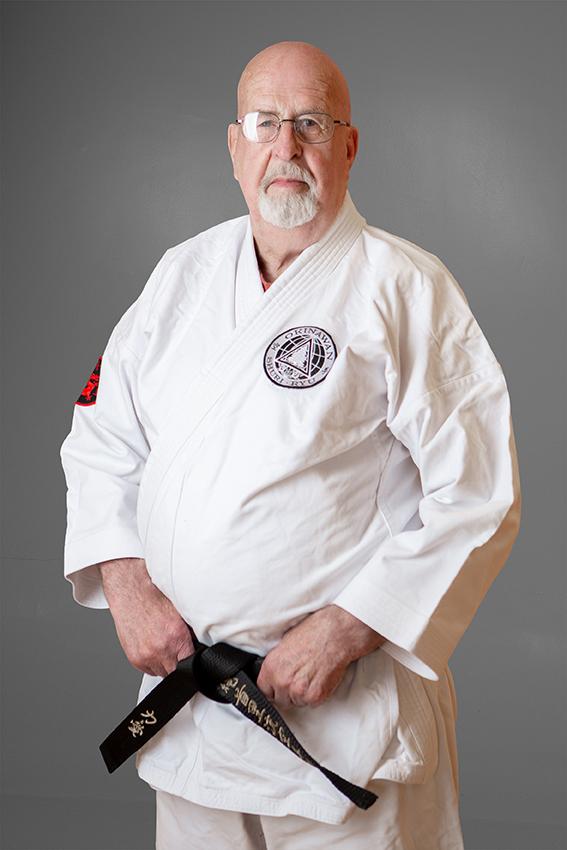 Sensei Rudolf A. Kristiansen