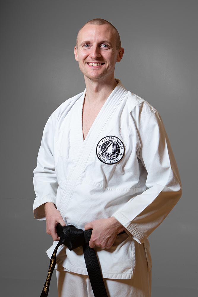 Sensei Daniel Wodarka