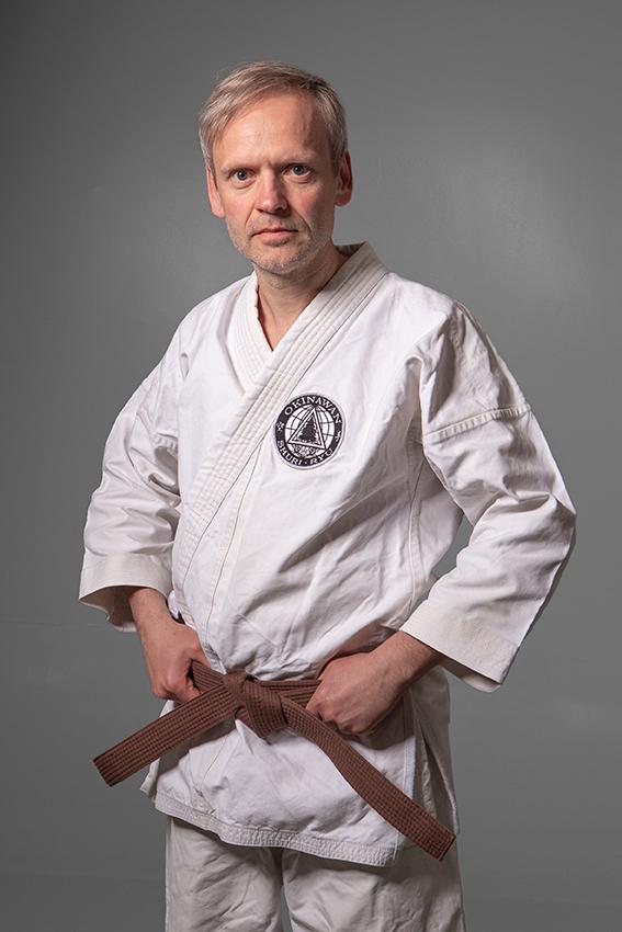 Sempai Lars Skinnebach