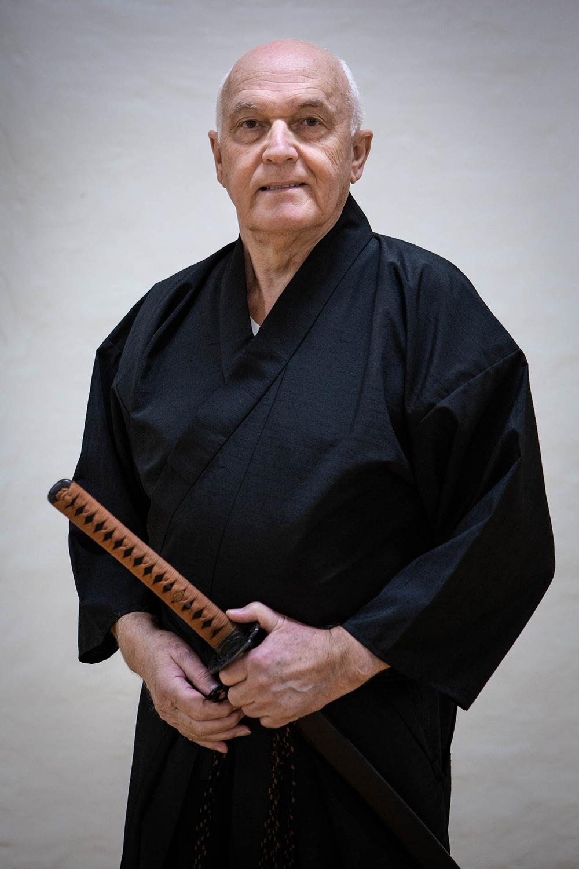 Sensei Henrik Korsholm